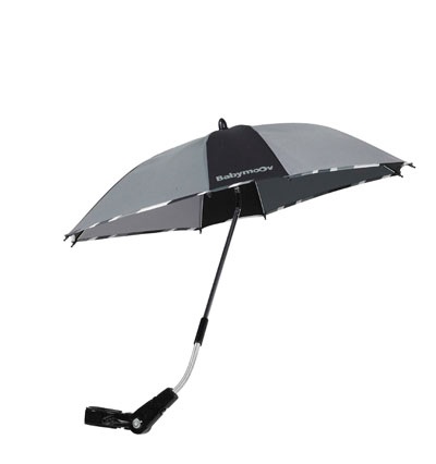 babymoov anti uv umbrella black grey moving to the. Black Bedroom Furniture Sets. Home Design Ideas